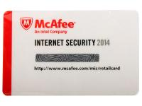 McAfee Internet Security 2014 - eCard- 1 User (QFMIS149EC1RAO)