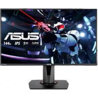 "Монитор ASUS 27"" VG279Q IPS LED, 1920x1080, ProGaming, 1ms, 400cd/m2, 100Mln:1, 178°/178°, DVI, HDMI, DP, Tilt, Swivel, Pivot, HAS, колонки, FreeSync, 144Hz, GameFast Tec., VESA, Blac"