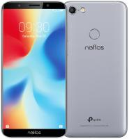Смартфон Neffos C9A Cloudy Grey, 5.45'' 18:9 1440x720, 1.5GHz, 4 Core, 2GB RAM, 16GB, up to 128GB flash, 13Mpix/5Mpix, 2 Sim, 2G, 3G, LTE, BT v4.1, Wi-Fi, GPS / AGPS, GLONASS, Micro-USB, 3020mAh, Android 8.1, 146.5x70.9x8.3