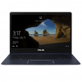 Ноутбук ASUS Zenbook UX331UA i7-8550U 8Gb SSD 512Gb Intel UHD Graphics 620 13,3 FHD IPS BT Cam 2630мАч Win10 Темно-синий UX331UA-EG084T 90NB0GZ1-M03750