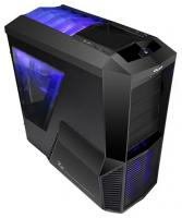 Zalman Z11 Plus HF1  Black <Middle Tower, для плат ATX, micro-ATX, без БП, стандарт ATX 12V, чёрный>