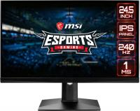 "Монитор MSI 25"" Optix MAG251RX 1920x1080 IPS WLED 240Гц 1ms FreeSync G-Sync HDMI DisplayPort USB-C"