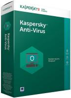 Kaspersky Anti-Virus Russian Edition. 2-Desktop 1 year Base (KL1171RBBFS)